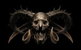 25 06 free skull backgrounds
