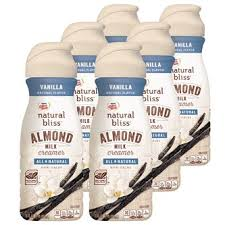 Please off this is large bottles! Order Coffee Mate Non Dairy Natural Bliss Coffee Creamer Vanilla Fast Delivery