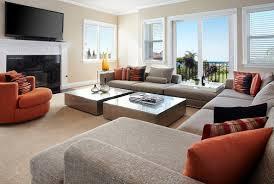 Family Living Room Unique Design