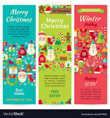 Christmas Holiday Invitations Winter Christmas Holiday Invitation Template Flyer