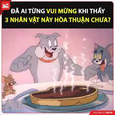 YAN News - Chỉ cần Tom với Jerry hòa thuận thôi cũng đủ...