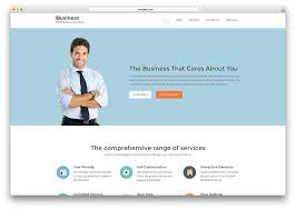 Simple Website Templates Custom 48 Clean And Simple WordPress Themes 48 Colorlib