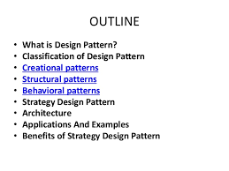 What Is Design Pattern Interesting Design Pattern In Software Engineering