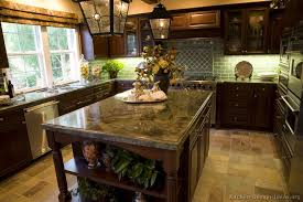 Old World Kitchen Designs And Tuscan Kitchen Design Designed With Lovely  Pattern Concept For The Kitchen In Your Home 39