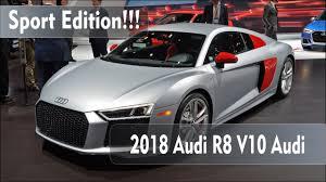2018 audi v10. contemporary 2018 2018 audi r8 v10 sport edition exterior interior in audi v10
