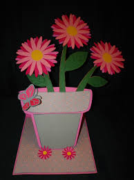 Paper Flower Pots Flower Pot Making With Paper Magdalene Project Org