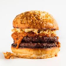 Maitake Carolina Burger – The Mushroom Council