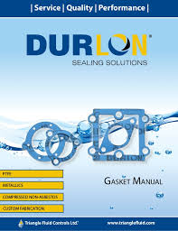 Viton Gasket Torque Chart Durlon Gasket Manual