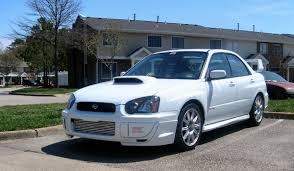 2005 Subaru Impreza WRX STi 1/4 mile Drag Racing timeslip specs 0 ...