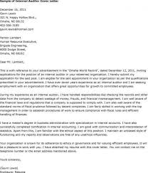 Cover Letter For Internal Job Templates In Cover Letters For For