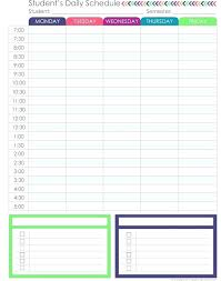 Homework Agenda Templates School Homework Planner Template Images Of Tracker Download Gemalog