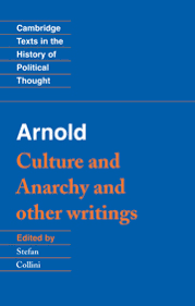 culture and anarchy an essay in political and social criticism  culture and anarchy an essay in political and social criticism 1867 9 pp 53 54