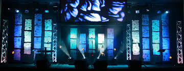 Church Stage Design Ideas Floaters