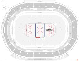 Gopher Hockey Seating Chart Accurate Canucks Seating Map 2019