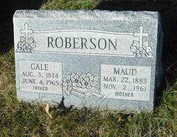 """Galen Ceymore """"Gale"""" Roberson (1874-1965) - Find A Grave Memorial"""