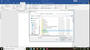 Mendeley Tutorial Part 3 How To Solve The Problem Of Mendeley Plugin Not Showing In Word