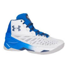under armour mens basketball shoes. under armour men\u0027s longshot basketball shoes - white/blue mens