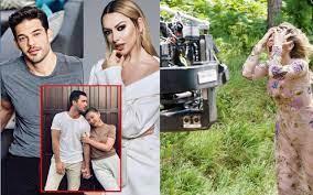 Hadise yeni sevgilisi Mehmet Dinçerler ile aşktan uçuyor: Prensesler  gibiyim... - Internet Haber