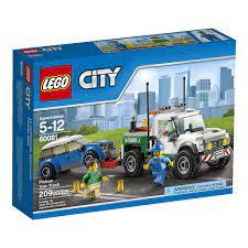 Đồ chơi Lego 60081 – Xe bán tải cứu hộ, đồ chơi lego