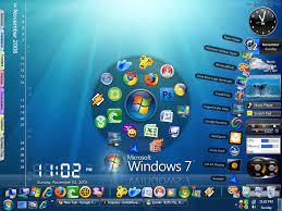 Setting up desktop wallpaper for ...