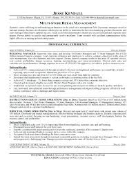 resume objectives for managers resume management objective hr objective resume marvelous contractor