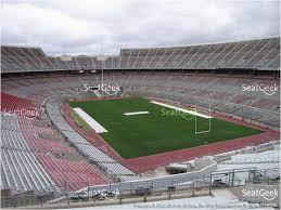 Ohio State Stadium Seating Chart Ohio State Stadium Seating Map Ohio Stadium Section 30 C