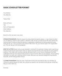 Resume Letter Sample Example Resume Cover Letter Template Resume
