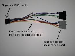ford focus aftermarket stereo wiring harness  ford radio wiring harness ford wiring diagrams on 2003 ford focus aftermarket stereo wiring harness