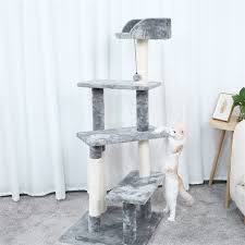where to buy cat furniture. Plain Cat Cat Tree Scratching Post Soft Plush With Sleeping Bed Furniture Pet  Home Where To Buy I