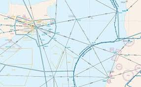 Ats Route Chart Flight Maps For Oruxmaps
