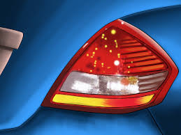 2008 Nissan Versa Brake Light Bulb How To Change A Tail Light Bulb On Nissan Versa Hatchback