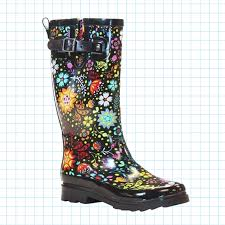 Western Chief Toddler Rain Boots Size Chart Waterproof Printed Tall Rain Boot