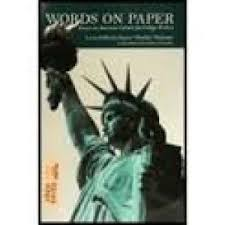 words paper essays american culture by levia dinardo hayes bradley words on paper essays on american culture hayes levia dinardo