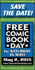Image result for 2015 free comics day
