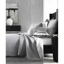Hotel Collection Colonnade Dusk Quilted King Coverlet, Created for ... & Hotel Collection Colonnade Dusk Quilted King Coverlet, Created for Macy's  Bedding Adamdwight.com