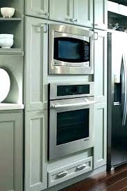 double oven microwave combo. Wall Oven With Microwave Combo Double Built In .