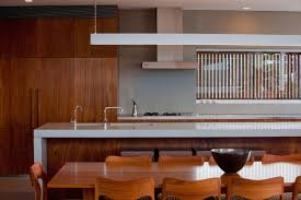 Modern Asian Kitchen Modern Asian Aesthetic For Beach House At White Rock Sustainable