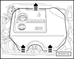 skoda workshop manuals > fabia mk1 > engine > 1 9 47 sdi engine s10 0115