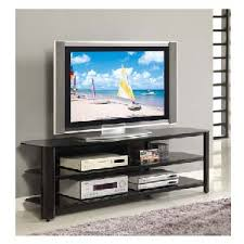 70 inch black tv stand. Innovex Oxford Series 70 Inch Flat Screen TV Stand Black Glass Throughout Black Tv Stand
