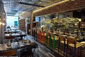 Open Door Policy restaurant bar Singapore Asia Bars Restaurants