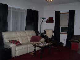Red Black And White Living Room Curtains Centerfieldbar Com