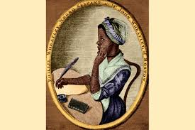 phillis wheatley slave poet of colonial america