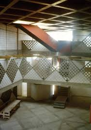 Beatriz Nieves Interior Design City Hall Of Bat Yam Bat Yam Israel 1961 1963 Architect