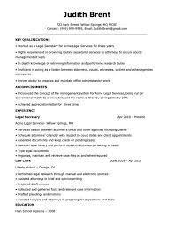 Secretary Resume Classy Legal Secretary Resume Samples Luxury Twnctry Resume Example