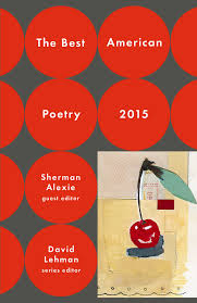 no good deed goes unpunished sherman alexie yi fen chou and best american poetry