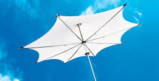 commercial patio umbrella fabric aluminum stainless steel