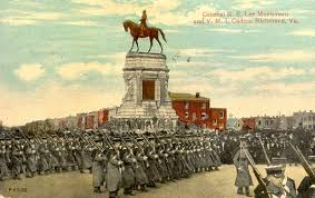 Image result for monument avenue lee
