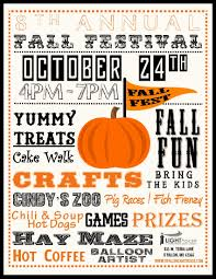 Fall Festival Flyer Free Template Harvest Festival Flyer Free Template Best Of Free Printable Fall