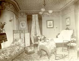 [Photograph of interior of Lefferts house]