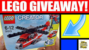 Legos For Free Free Stuff Lego Giveaway Contest 13 Open Lego Sets Lego